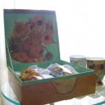 ゴッホの向日葵のマグカップ