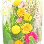 公演御祝いの花束