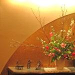 ケイオウ桜と金魚草