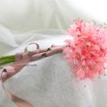 ダイヤモンドリリーの花束