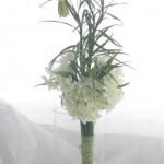 バイモと猫水仙の花束