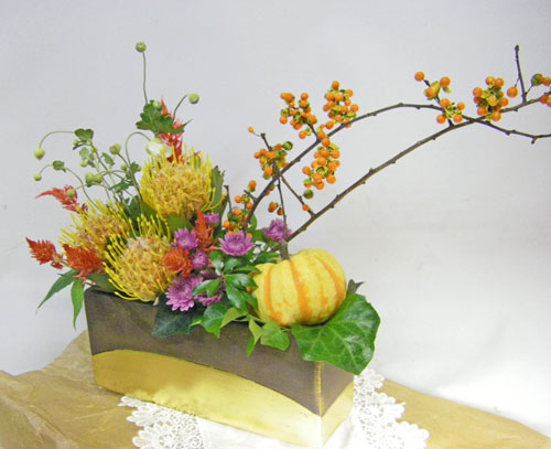 11月の誕生花