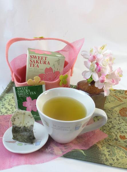 桜のお茶のギフトセット