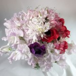 ネリネとアネモネの花束
