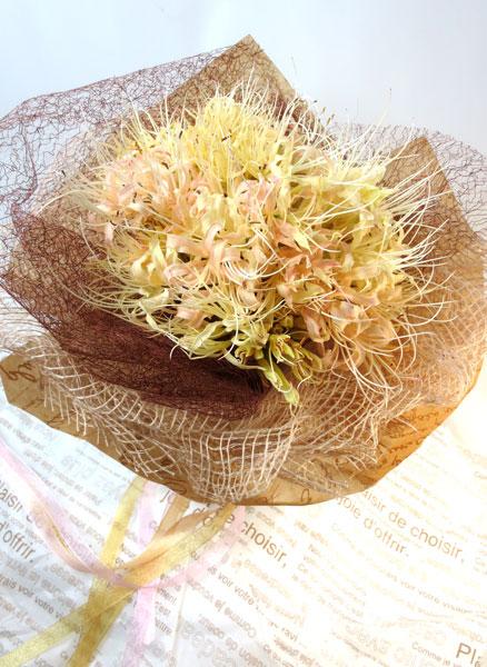 リコリスの花束