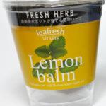 レモンバームの栽培セット